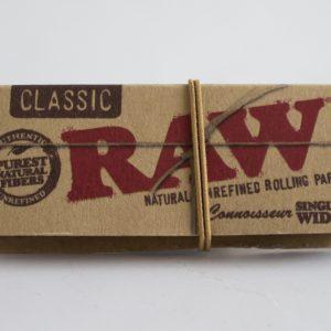 ניירות גלגול RAW מדיום קלאסי – פאקט 24 יחידות
