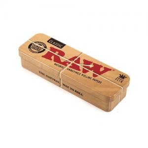 קופסת מתכת קטנה של RAW