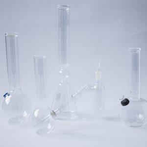 באנג זכוכית (מקטרת מים) קטן