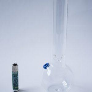 באנג זכוכית (מקטרת מים) גדול עם צוואר ארוך