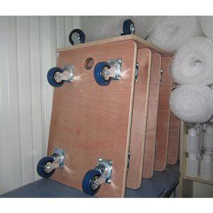 """עגלת מובילים (דולי) איכותית 50*70 ס""""מ"""
