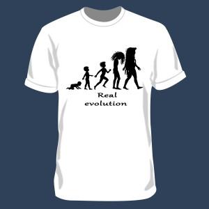חולצה קצרה דגם תדר הראסטה