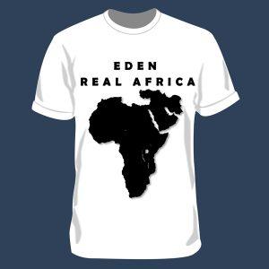 חולצה קצרה דגם עדן אפריקה