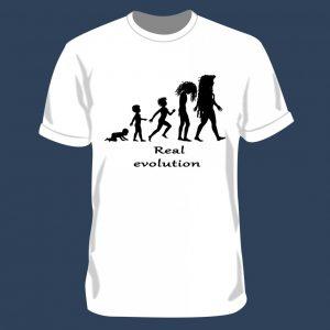 חולצה קצרה דגם RASTA EVO
