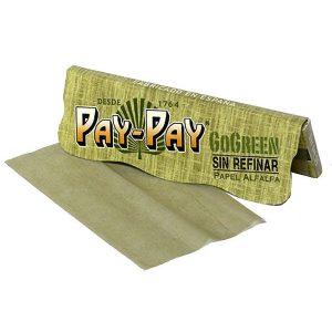נייר גלגול PAY PAY קינג סייז פאקט 50 יחידות