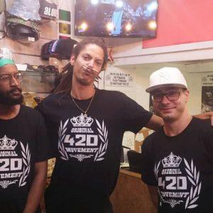 טי שרט 420
