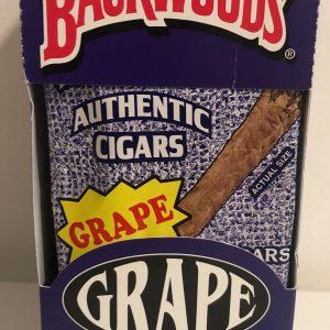 בווקדס בטעם ענבים – BACKWOODS GRAP