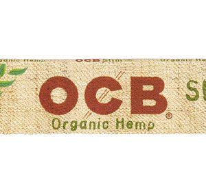 OCB KS SLIM- אורגני – פאקט 50 יחידות