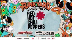 Funkyard Festival 2020 @ פארק הירקון | תל אביב יפו | מחוז תל אביב | ישראל