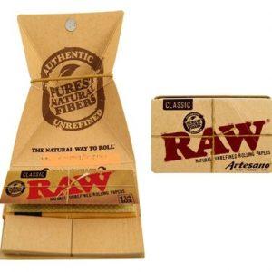 נייר גלגול M – קססונית – RAW