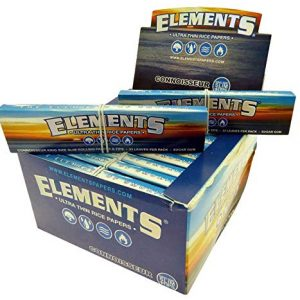 ניירות גלגול ELEMENTS – KS – פאקט 24 יחידות