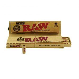 נייר גלגול KS פילטרים מוכנים RAW