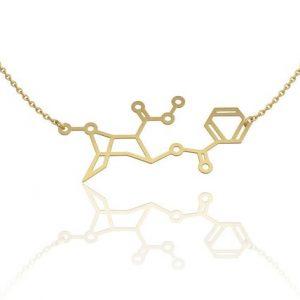 שרשרת מולקולה cocaine