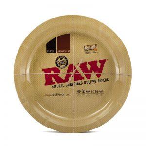 מגש גדול עגול RAW
