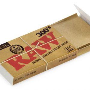 300 ניירות קלאסי RAW