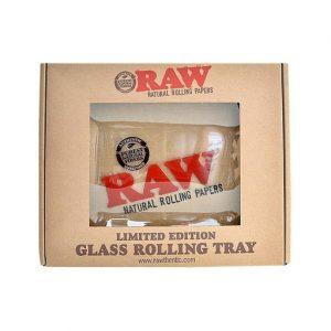 מגש זכוכית גדול RAW