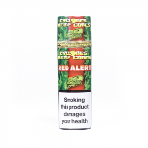 בלאנט Cyclone Red Alert – שתי יחידות