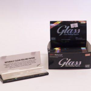 נייר גלגול KS שקוף – GLASS