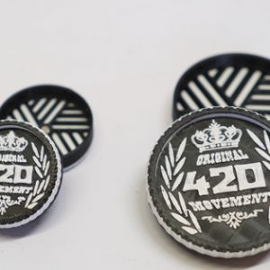גריינדר תלת מימד גדול ORIGINAL 420